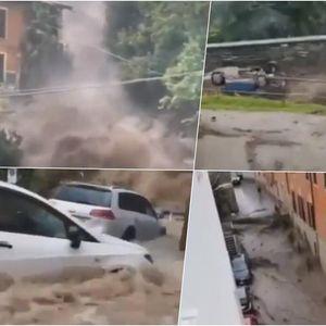 KATAKLIZMA U LOMBARDIJI: Italijanski region pogodilo nevreme sa jakim vetrom i obilnim kišama VIDEO