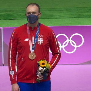 MILENKO DOBIJA OZBILJAN NOVAC ZA USPEH KARIJERE! Evo koliko je srpski strelac zaradio osvajanjem BRONZE u Tokiju!