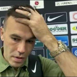 BIBRAS NATHO: U derbiju moraš da završiš utakmicu, i to je fudbal! VIDEO