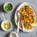 Recept dana: Salata od slatkok krompira i badema
