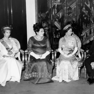 ВРЕМЕПЛОВ: Тито и Јованка ги пречекаа кралицата Елизабета и принцот Филип