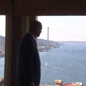 Средба на претседателот на Србија, Александар Вучиќ и претседателот на Турција, Реџеп Таип Ердоган
