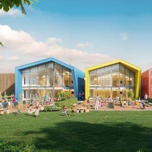 Различната детска градина на София