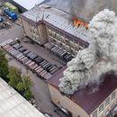 Най-малко един загинал при пожар в руски ТЕЦ в близост до Москва