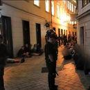 """Фенове на """"Левски"""" бяха замесени в масов бой между хулигани в Братислава"""