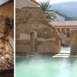 Оваа Римска бања е изградена пред 2000 години, а денес сѐ уште е меѓу најпосетуваните места