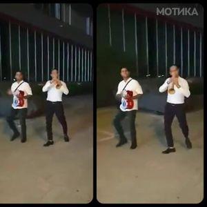 Кучиња ги нападнаа скопските музичари