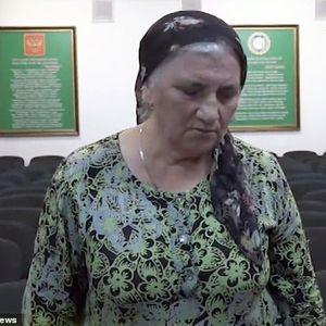 """""""Вештерката"""" од Чеченија е принудена јавно да се извини на телевизија и да ја повлече магијата"""