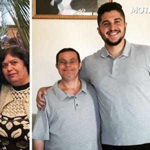 Овој млад човек раскажува како изгледало воспитувањето од страна на неговиот татко со Даунов синдром и колку е горд на семејството