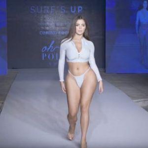 Вакви модни ревии сакаме да гледаме! 24-годишната Деми има што да покаже!