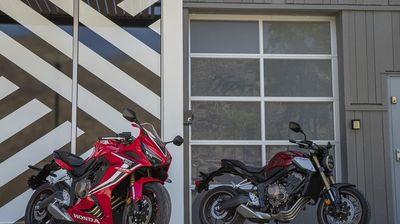 Прво возење: 2019 Honda CB650R и CBR650R