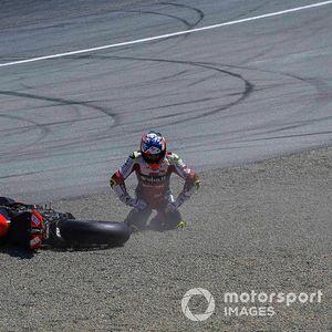 Повредата на рамото го спречи Баутиста да освои поени во Лагуна Сека