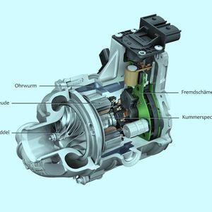 BMW ја истражува Electric Supercharger технологијата