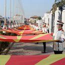 Жељко Хајмер: Македонија го има најубавото знаме