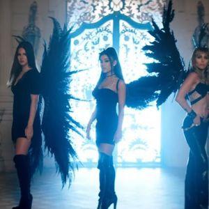 """Аријана Гранде, Лана дел Реј и Мајли Сајрус го промовираа спотот за песната """"Call Me Angel"""""""