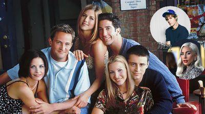 """Џастин Бибер и Лејди Гага ќе се појават во специјалната епизода на """"Friends"""""""
