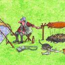 Си биле тројца рибари и ловеле риба на Дојранско Езеро…