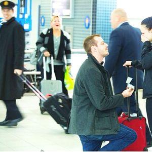 23 Најчудни работи на кои патниците биле сведоци на аеродромите