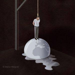 23 Моќни илустрации што ја прикажуваат нашата тажна реалност