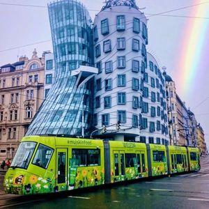 """За совршена фотографија – """"Пијаната куќа"""" е најфотогеничното место во Прага"""