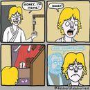 21 Откачени стрипчиња за сите љубители на црниот хумор