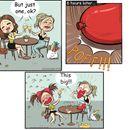 20 Смешни стрипови поврзани со секојдневните интеракции во животот во кои секој ќе се открие