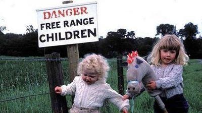 """17 """"Опасни"""" работи што децата од 80-тите ги правеа цело време"""