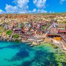 Селото на Попај во Малта е вистинска атракција за туристи