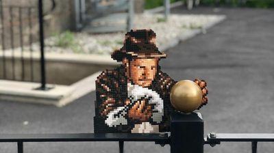 20 Примери на најкреативна и единствена пикселирана уметност