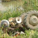 Момче тешко повредено при пад од трактор