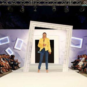 Ирина Тошева на интернационално модно шоу во Црна Гора
