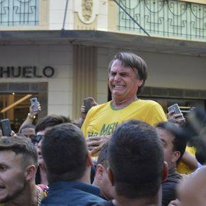 """Додека претседателот на Бразил јадеше хот-дог на улица минувачите извикуваа """"убиец"""""""