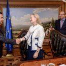 Заев се сретна со делегација на ИФЦ