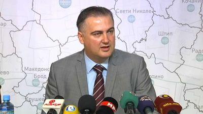 Трпески: СДСМ прави политичка хајка против мене