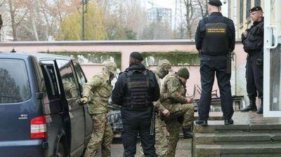 Меѓународниот суд ѝ нареди на Русија да ги ослободи украинските морнари