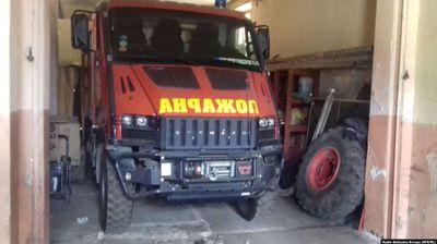 Изгоре автомобил на паркинг во Ново Лисиче