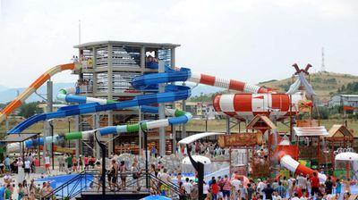 Почнуваат летните лудории во аквапаркот