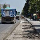 Привремен сообраќаен режим на булеварот Партизански одреди