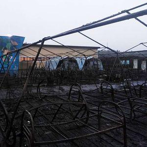 Во пожар во детски камп во Русија, загинаа најмалку пет деца
