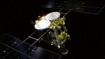 "Јапонската сонда ""Хајабуса 2"" слета на астероид"