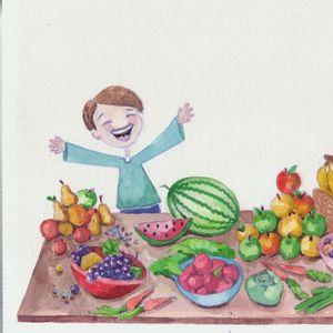 Заедно да растеме со овошки зрели