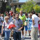 Намален бројот на туристите изминатиот месец