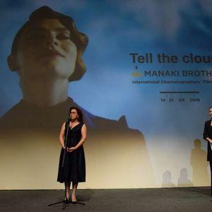 """Кинематографот Едвард Лакман ја крена публиката на нозе на фестивалот """"Браќа Манаки"""""""