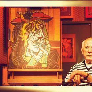 """За неколку шишиња македонско вино Пикасо го направил плакатот за """"Битката на Неретва"""""""