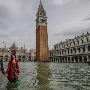 Вонредна состојба во Венеција