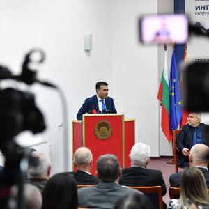 Заев: Изградбата на меѓусистемска гасна врска Петрич-Струмица е сериозен потенцијал за развој на земјата
