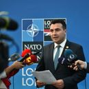 Заев: Како дел од НАТО, Македонија станува фактор за стабилност во регионот