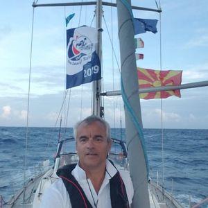 Борјан Пановски за 18 дена го преплови Атлантикот