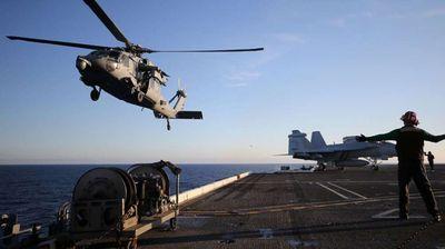 Американската морнарица заплени иранско оружје?
