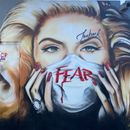 Како реагираат американските улични уметници на коронавирусот